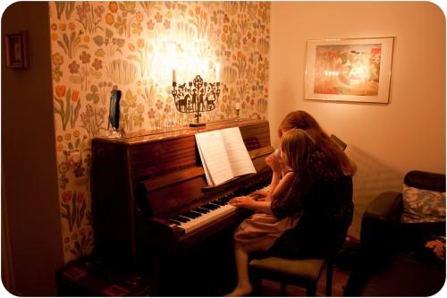 Pianospelande