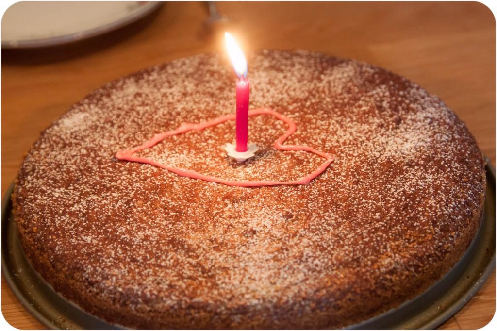 Födelsedagskaka